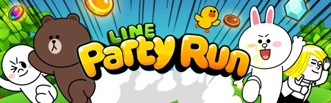 LINE Party Run